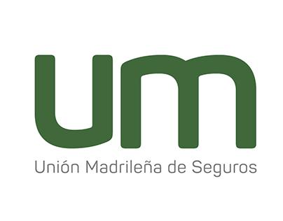 Re-Branding Aseguradora Unión Madrileña