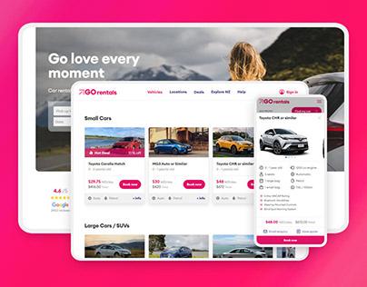 Bookings based app