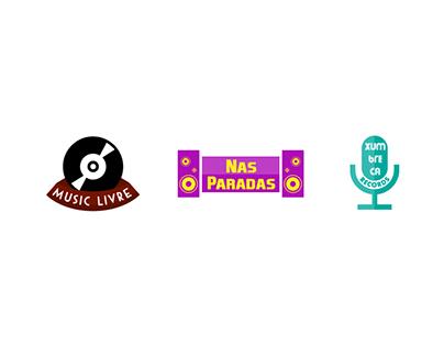 Logotipos para curso.