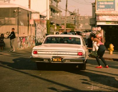 Classic Cars on Film