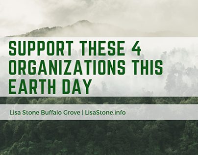 Support These 4 Organizations This Earth Day