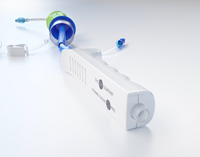 Medical device 3D animated video commercial