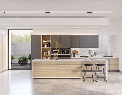 ALEA kitchen by INSTYLE