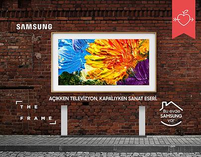 Samsung | The Frame | Radio Campaign