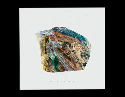 HOWLING - Sacred Ground ALBUM ART
