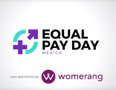 Equal Pay Day México