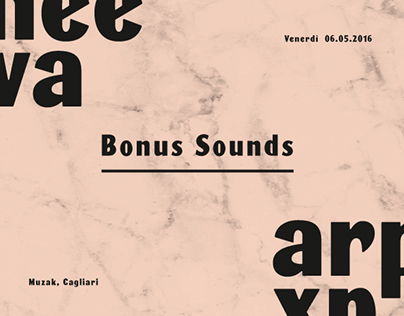 Bonus Sounds