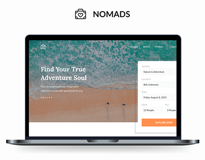 Web Travel Nomads