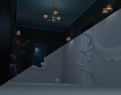 The Octopus Nightmare - Full CGI