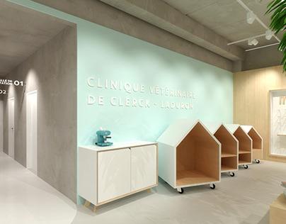 Clinique vétérinaire De Clerck - Laduron