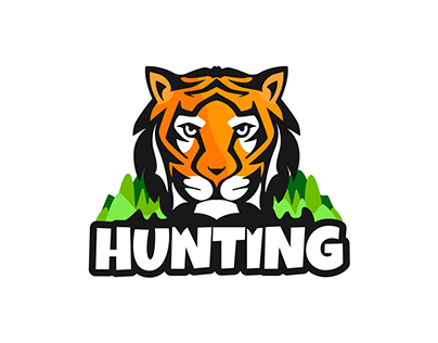 Hunting - logo concept