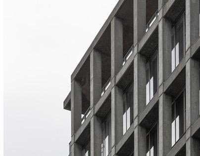 Brutalism in Hobart