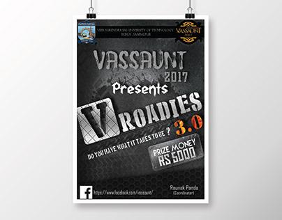 Roadies Poster