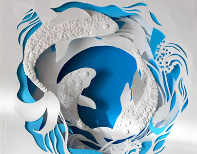 Beautiful Paper Art
