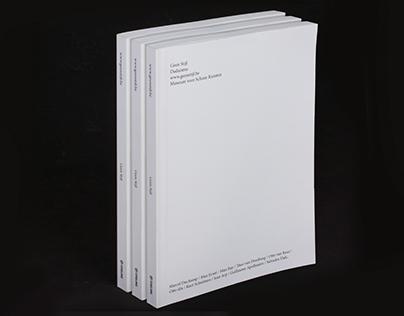 Catalog / Dadaisme / Geen Stijl