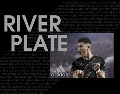RIVER PLATE - 3RD KIT COLLECTION