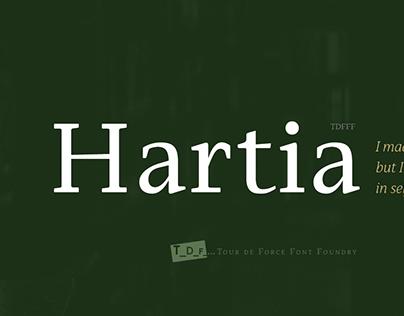 Hartia Font Family