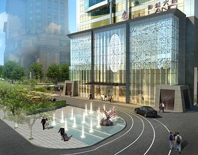 LL Land Building, Shanghai