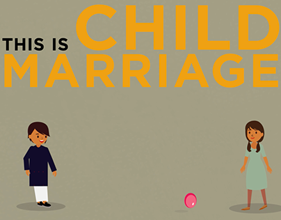 Animation on Stop Child Marriage