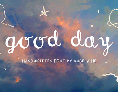 Good Day - Free Font