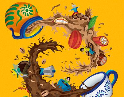 Festival del Café y el Cacao 2019 /RevistaToditoCENTRO