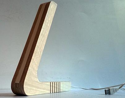 VW Table Lamp
