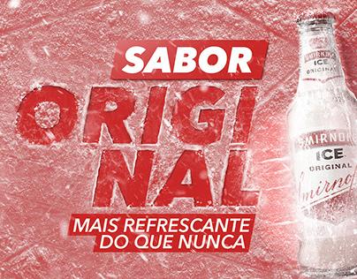 Carnaval Smirnoff Ice - Sabor Original