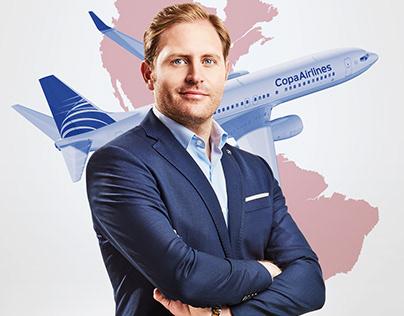 Campaña Copa Airlines