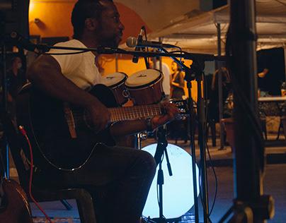 Donat Munzila solo show