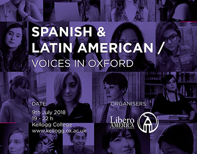 'Spanish and Latin American Voices in Oxford' event