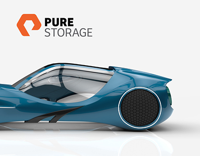 PURE STORAGE ® CG Car development