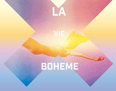 """LA VIE BOHEME//a zine of the play """"La Vie Boheme"""""""