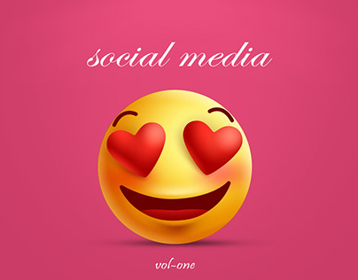 social media designs - Vol 1