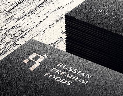 Russian Premium Foods logo