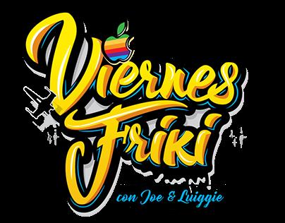 Viernes Friki Logo