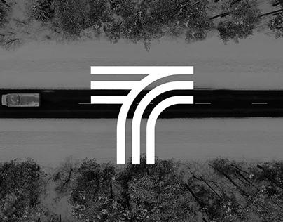 Брендбук для логистической компании CargoTrades