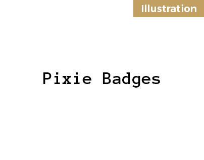 Pixie Badges