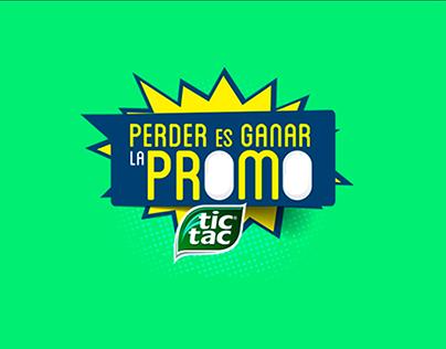 Perder Es Ganar La Promo/Tic Tac