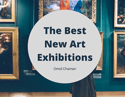 The Best New Art Exhibitions