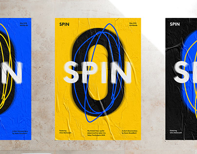 'SPIN' Cycling Documentary (Promotional Material)