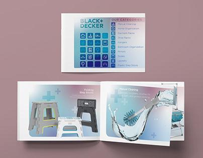Black + Decker - Product Catalog