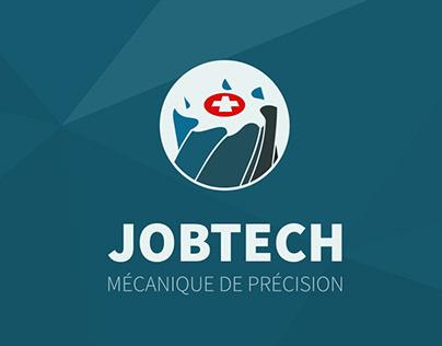 Jobtech - Site Internet