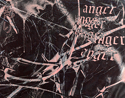 Cover for Anger