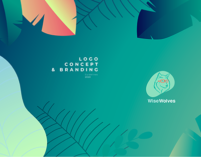 Logo & Brand Wise Wolves
