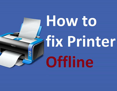 How Can I Fix My HP Printer Says Offline on Windows 10