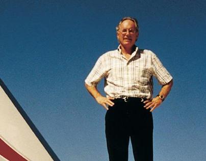 Joe Clark, aviation pioneer and co-founder of Aviation
