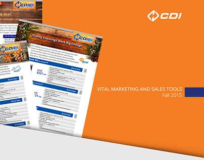 CDI Computers Vital Marketing and Sales Tools