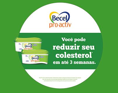 Becel PRO - ACTIV