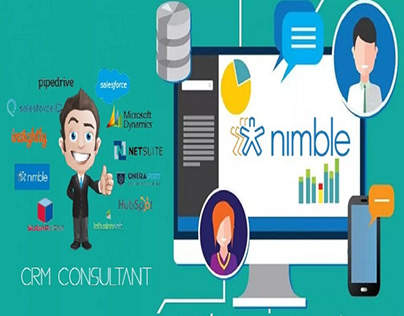 Nimble Consultants Can Improve Your CRM