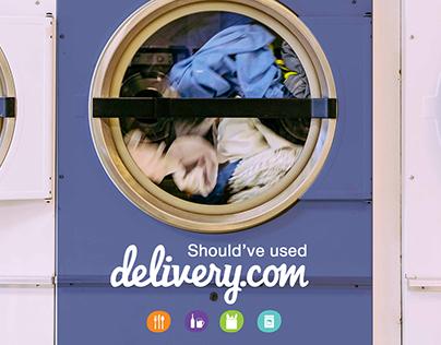 Delivery.com Ad Campaign